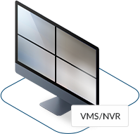 DeskCamera streams computer screen and webcam to VMS via ONVIF and RTSP