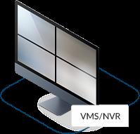 DeskCamera streams computer screen and webcam to VMS via ONVIF and RTSP