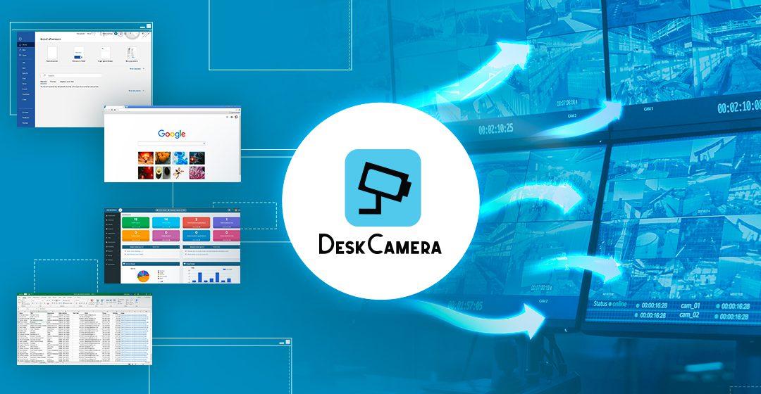 DeskCamera 5.2: Stream window